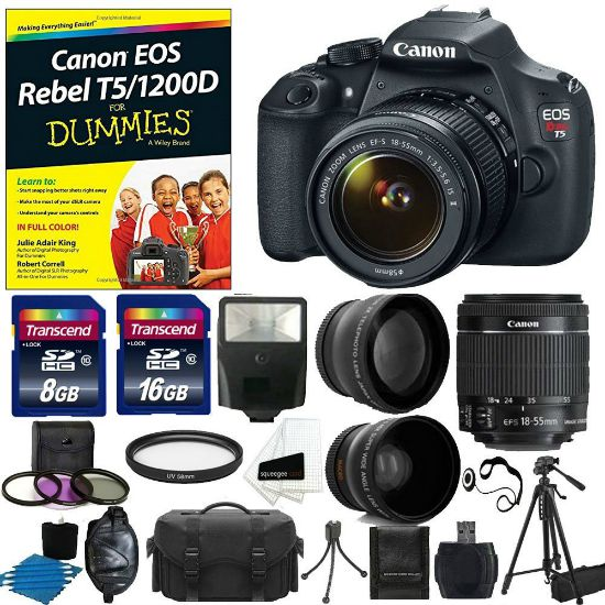canon reble bundle