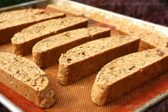 earl grey biscotti recipe