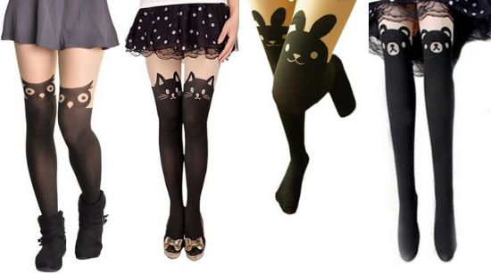 owl tights