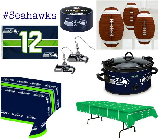 seattle seahawks party
