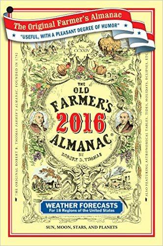 2016 the old farmers almanac