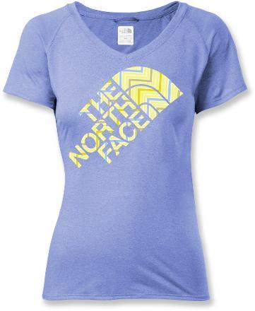The North Face Reaxion Amp V-Neck T-Shirt