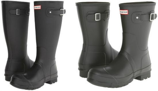 hunter short boots