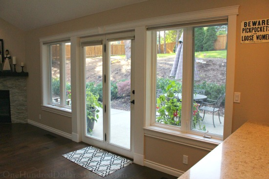 patio doors & Window Treatments for Patio Doors: Curtains Blinds Shades or ...