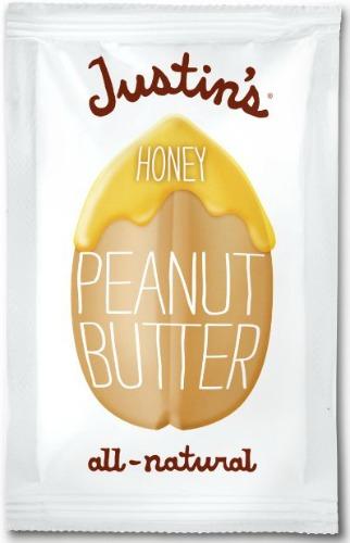 justtins peanut butter sample