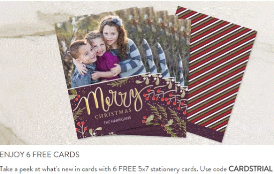 snapfish free cards