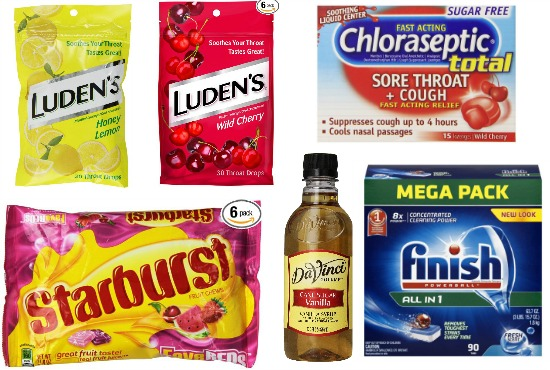 cherry ludens cough drops