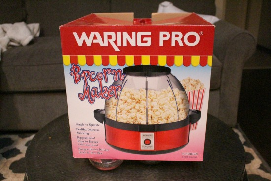 pop corn popper