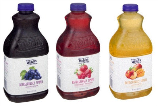 welchs refreshingly simple