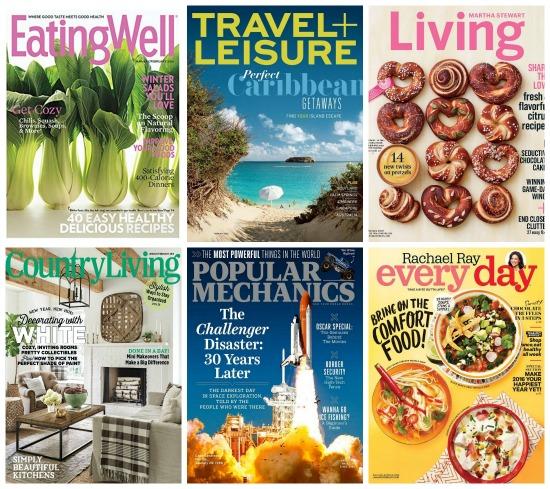 magazine deals