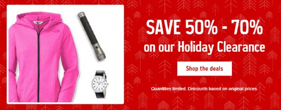 rei holiday clearance