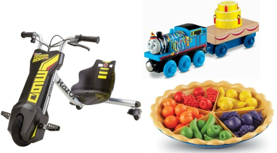 thomas the tank engine birthday train
