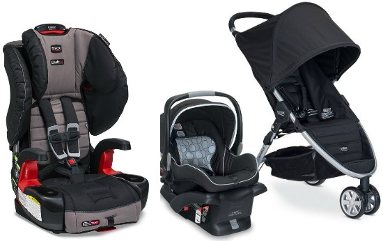 Amazon Deal Of The Day For 2 24 16 35 Off Select Britax Car Seats