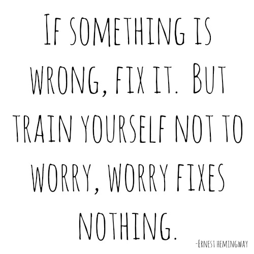 quotes - if something is wrong, fix it.