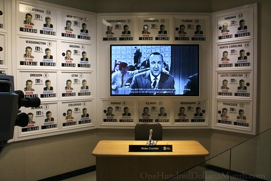 jfk presidential library photos