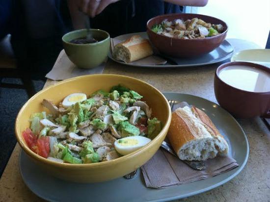 panera lunch