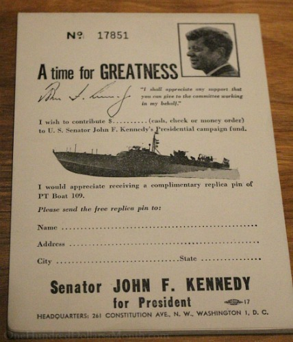 pt boat pin kennedy