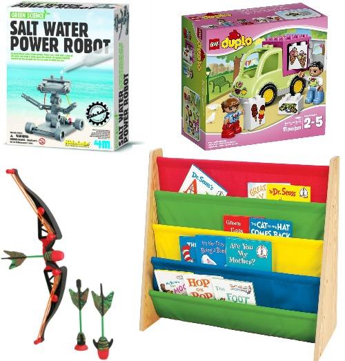 saltwater robot kit