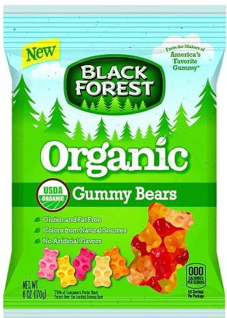 Black Forest Organic Gummy Bears