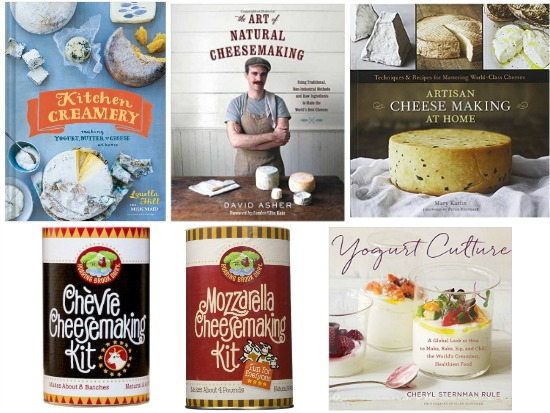 cheesemaking books