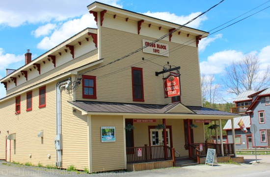 falls general store norwich vermont