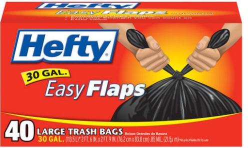 Hefty trash bag coupons