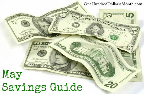may savings guide