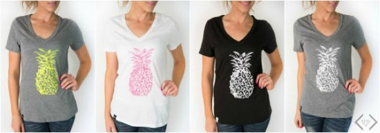 pineapple tees