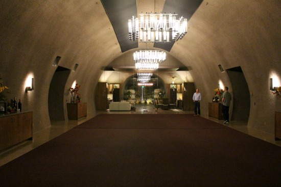 b cellars wine cave tour