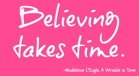 quotes - believing