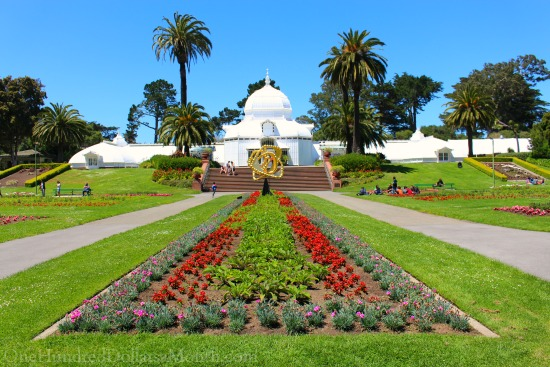 san francisco flower conservatory