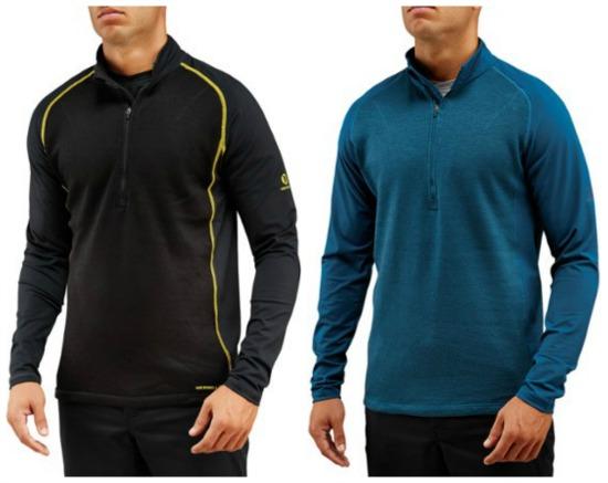 Merrell Alpino Zip Shirt