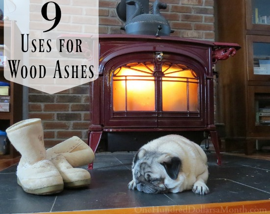 9 uses for wood ash