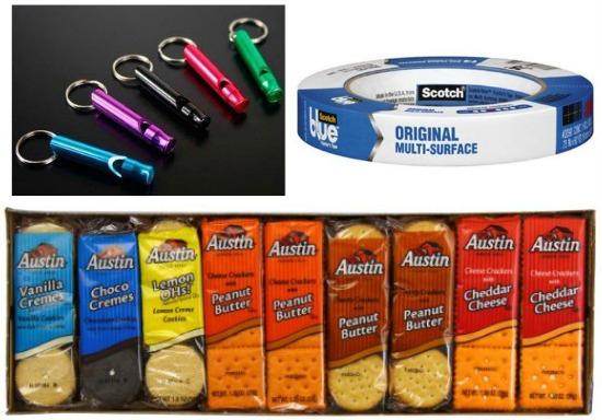 peanut butter crackers