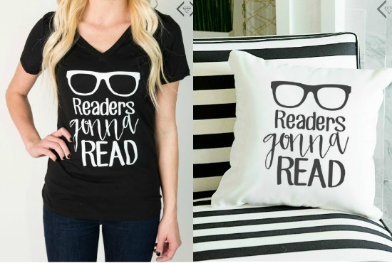 readers gonna read shirt