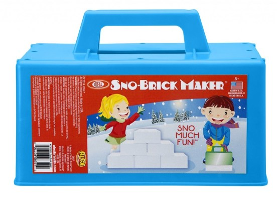 snow brick maker