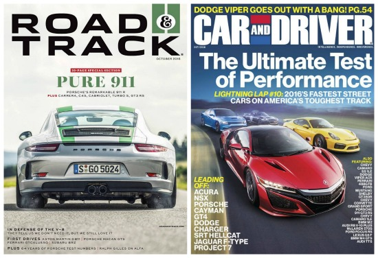 road-and-track