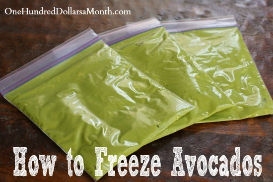Daily Deals Freezing Avocados Online Grocery Deals Axe