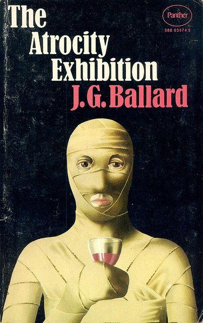 J. G. Ballard : ballard, Atrocity, Exhibition, Ballard, Useful, Fiction