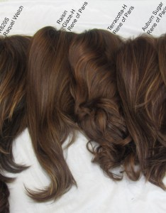 Group also wig color comparison pictures brunettes and redheads  rene of rh realwigs wordpress