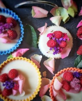 Rose & Coconut Panna Cotta 3