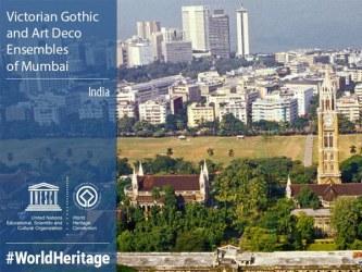 Mumbai s Victorian Gothic Art Deco cluster gets UNESCO World Heritage tag Oneindia News