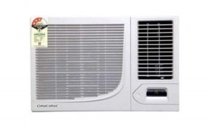 Oneiric 1.5 Ton 3 Star BEE Rating 2017 Window AC- (ONC183CE, Copper Condenser)