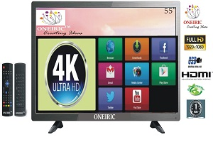 Oneiric 55″ HD ANDROID LED TV (ONC55ANDHD)