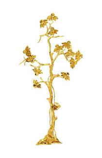 χρυσοπορτοκαλί δ�ντρο