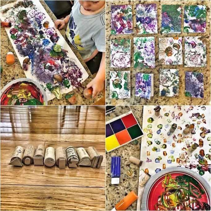 Δραστηριότητες για παιδιά 2 και 3 ετών