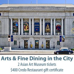 IMAGE: Arts & Fine Dining in the City