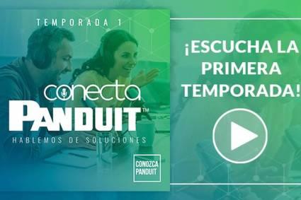 Panduit acerca la información a sus clientes y aliados con el podcast Conecta Panduit