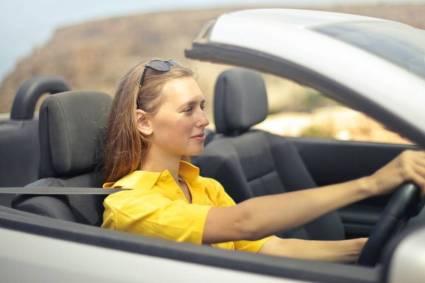 Seis tips para ser una experta en el volante