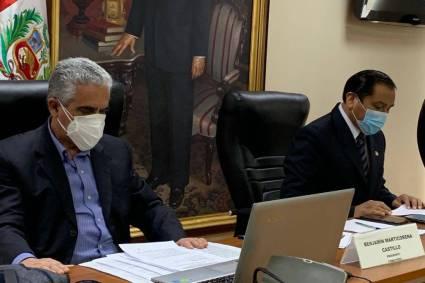 Concytec presentó políticas y lineamientos ante Comisión de Ciencia, Innovación y Tecnología del Congreso de la República